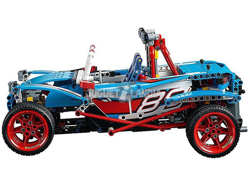 acheter lego technic voiture de rallye mattel 42077. Black Bedroom Furniture Sets. Home Design Ideas