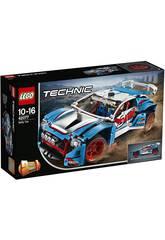 imagen Lego Technic Coche de Rally Mattel 42077