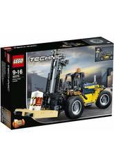 imagen Lego Technic Carretilla Elevadora de Alto Rendimiento 42079