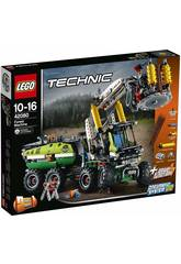 imagen Lego Technic Maquina Forestal 42080