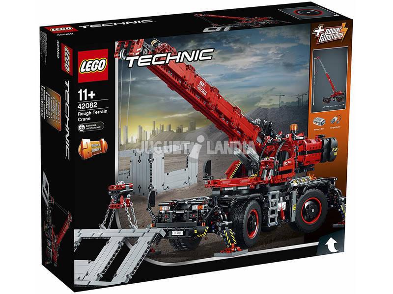 Lego Technic Grua Todoterreno 42082