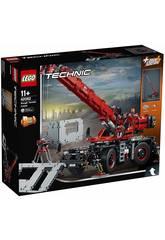 imagen Lego Technic Grua Todoterreno 42082