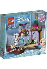 Lego Princesses Les Aventures d'Elsa au Marché 41155
