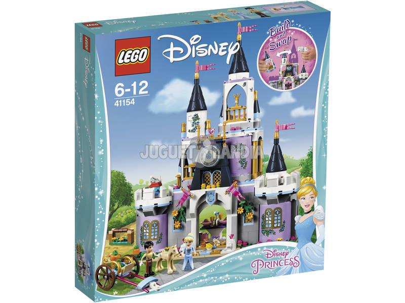 Lego Princesas Sonho Castelo da Cinderela 41154