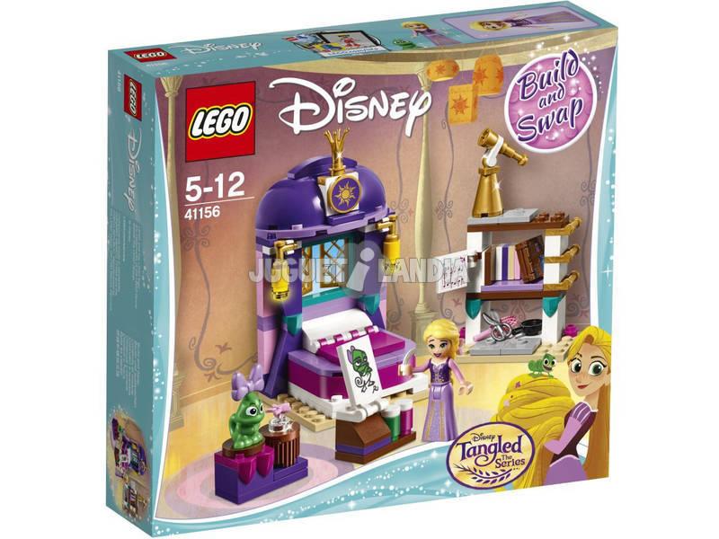 Lego Princesas Dormitorio de Rapunzel en el Castillo 41156