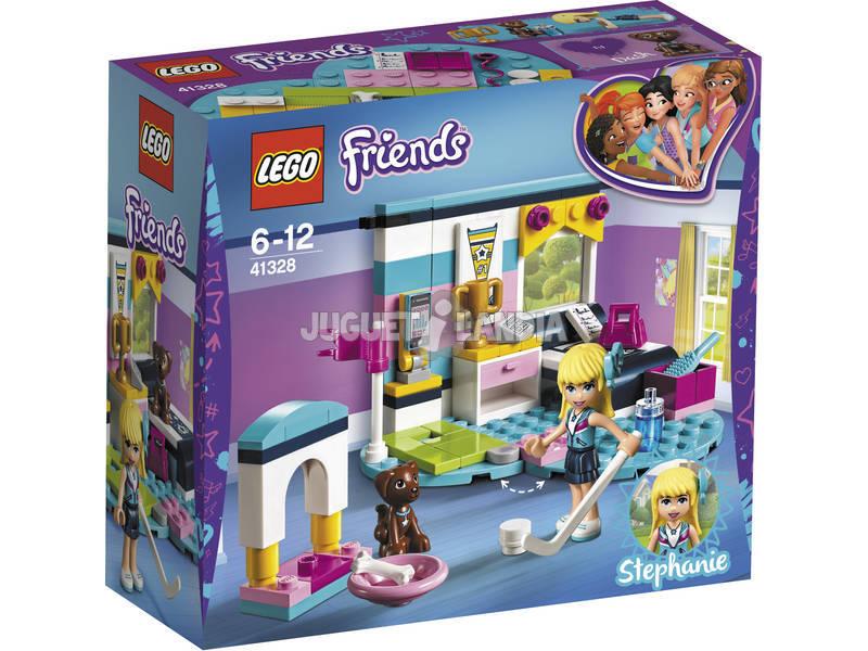 Quarto de Lego Friends Stephanie 41328