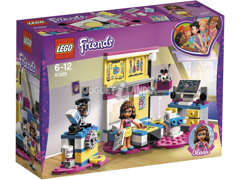 Lego Friends Olivia's Great Bedroom 41329