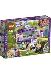imagen Lego Friends Puesto de Arte de Emma 41332