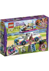 Lego Friends Olivia Operations Vehicle 41333