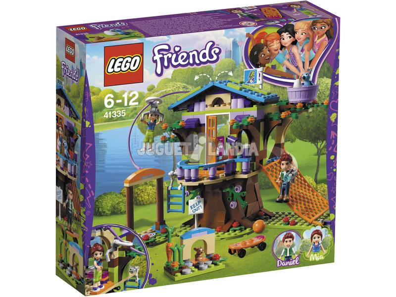 Lego Friends La casa sull'albero di Mia 41335