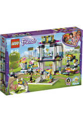 Lego Friends Stephanie Sports Center 41338