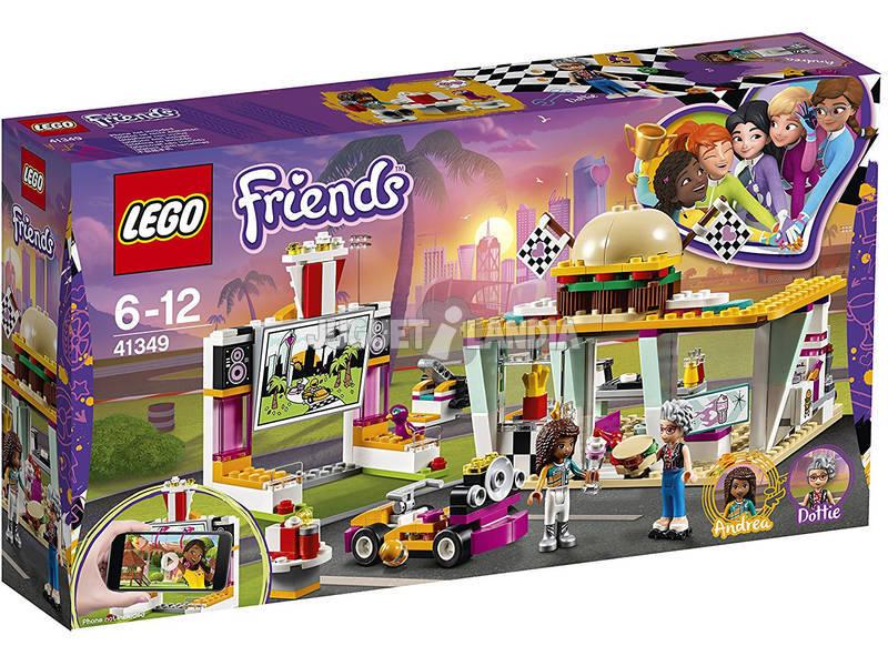 Lego Friends Cafetaria de Pilotos 41349