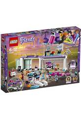 Lego Friends Atelier de Tuning Créatif 41351