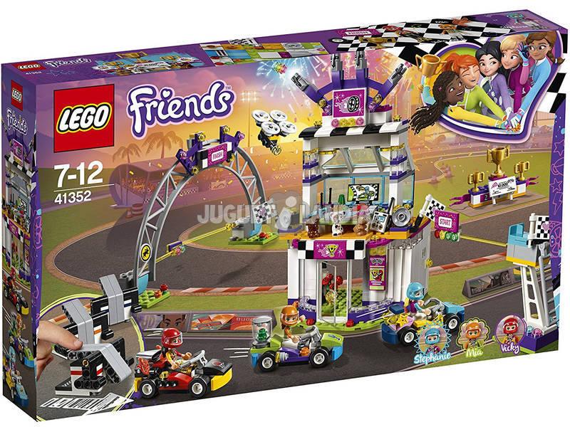 Lego Friends Día de la Gran Carrera 41352
