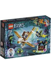 Lego Elfos Emily Jones e o vôo na águia 41190