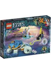 Lego Elves Naida e l'agguto della tartaruga acquatica 41191