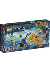 Lego Elves Azari et la Capture du Lion de Feu 41192