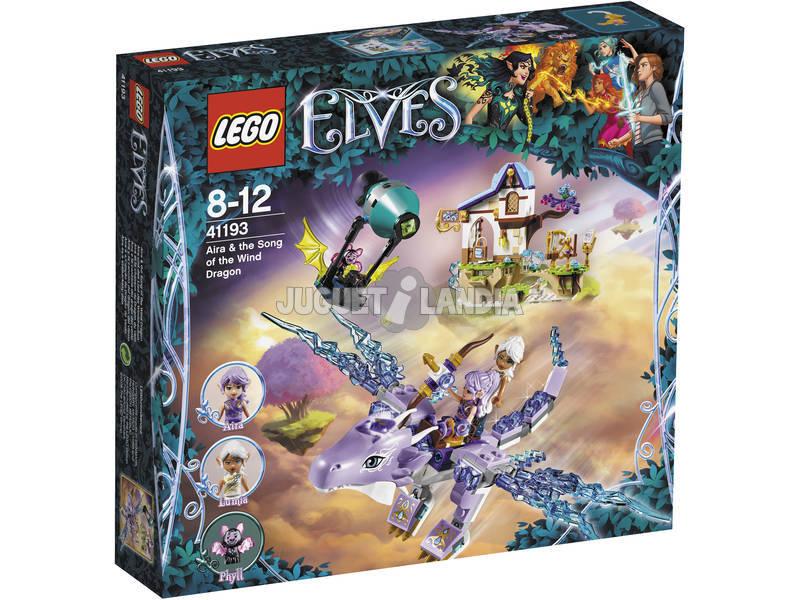 Lego Elves Aira e a Canção do Dragão do Vento 41193