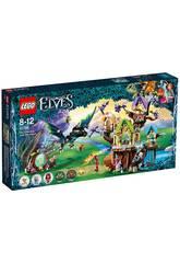 Lego Elfes Attaque des Chauve-Souris de l'arbre Elvenstar 41196