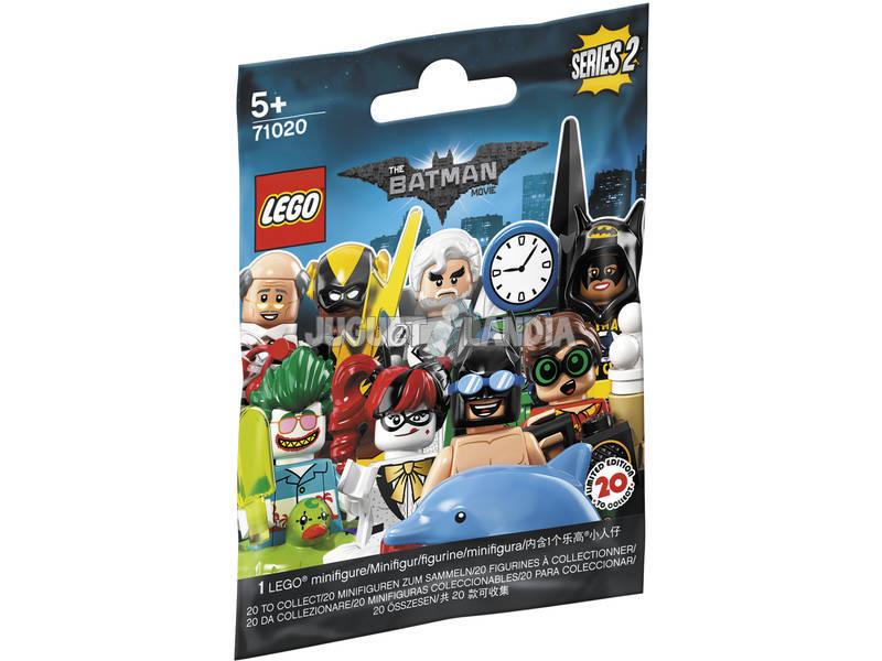 Lego Minifiguras Batman Movie 2 Edição 71020
