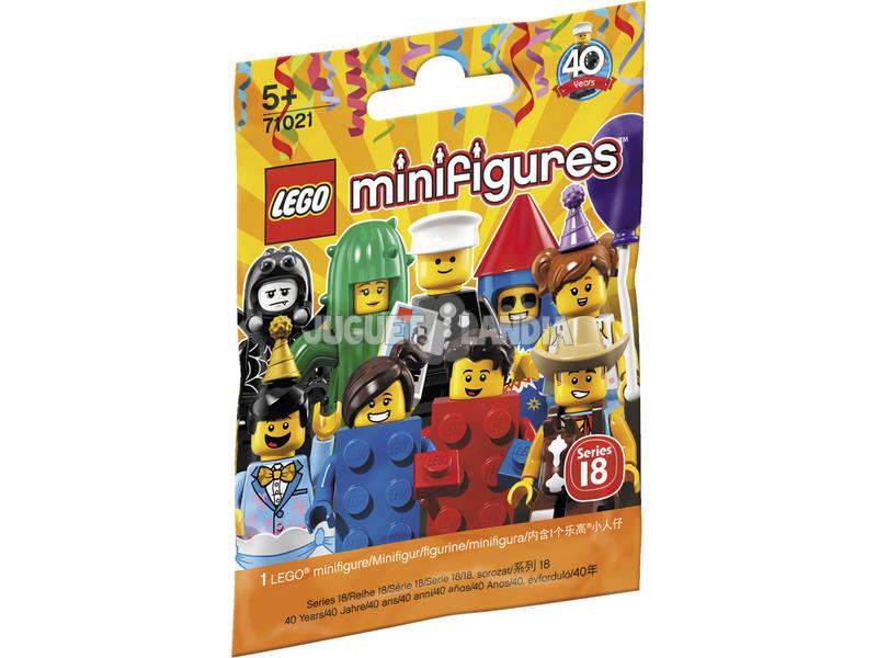 Lego Minifiguras Sorpresa Coleccionables 71021