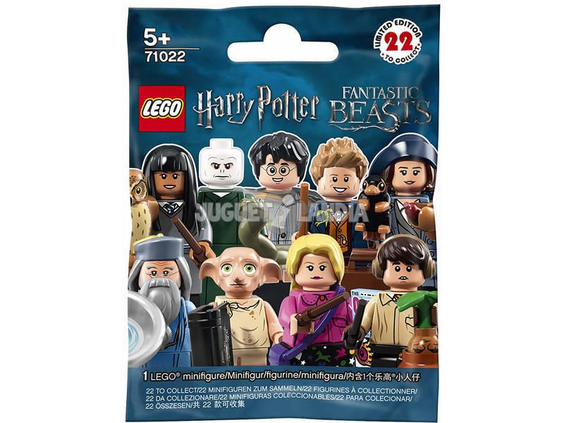 Lego Minifiguras Harry Potter y Animales Fantásticos 71022