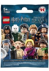 Lego Minifigure Harry Potter e gli Animali Fantastici 71022