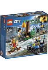 Lego City Montaña Fugitivos 60171