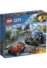 Lego City La Course-Poursuite sur la Route 60172