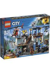 Lego City Polizeiwache im Gebirge 60174