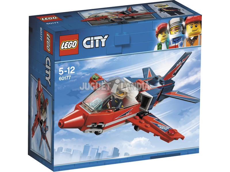 Exposição Lego City Jet 60177