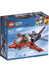 Lego City Jet de Exhibición 60177