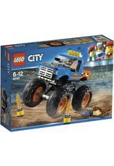 imagen Lego City Camión Monstruo 60180