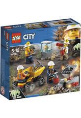 Lego City Team della Miniera 60184