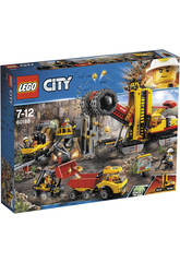 imagen Lego City Mina Área de Expertos 60188