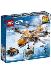 imagen Lego City Ártico Transporte Aéreo 60193