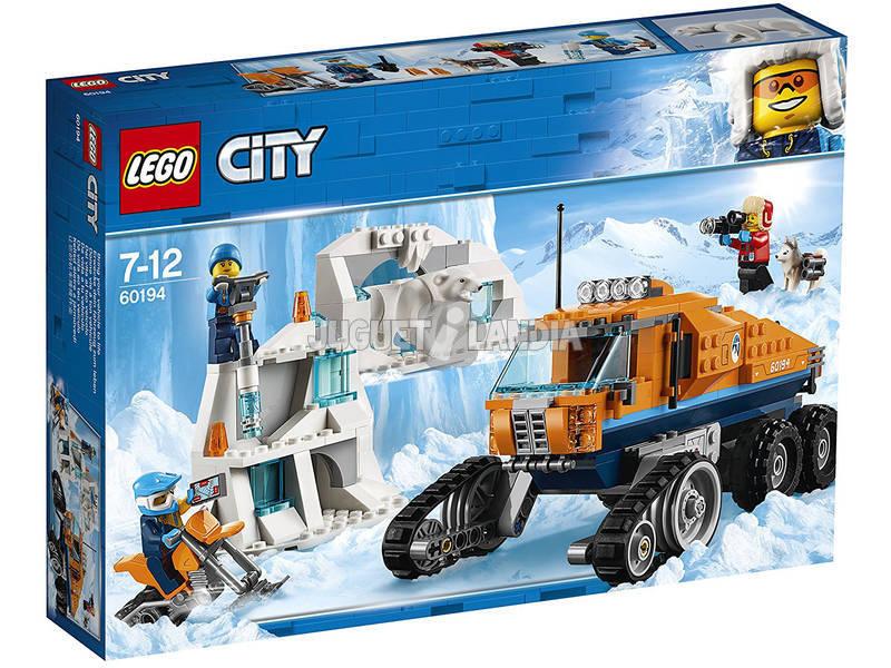 Lego City Ártico Vehículo de Exploración 60194