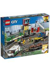 Lego City Train de Marchandises 60198
