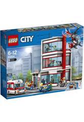Lego City Hôpital 60204