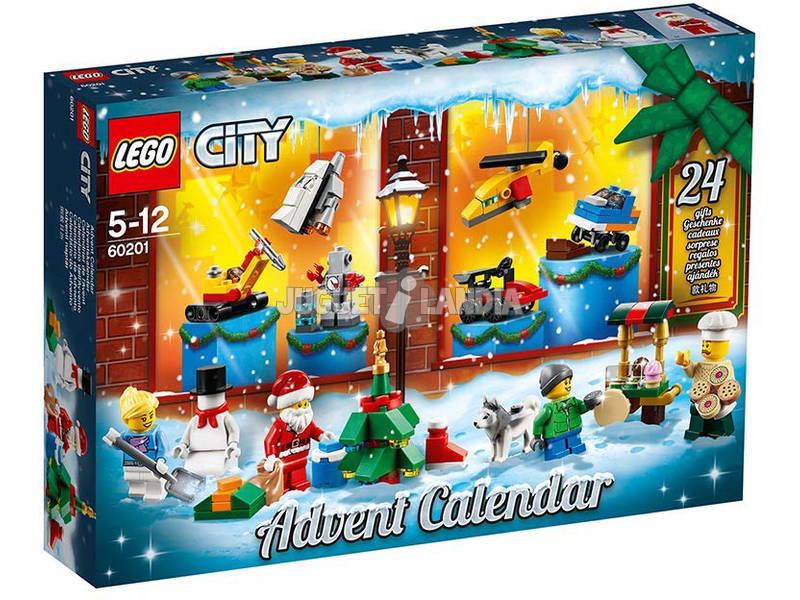 Lego City Calendario de Adviento 60201
