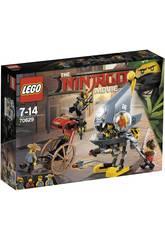 imagen Lego Ninjago Ataque de la Piraña 70629