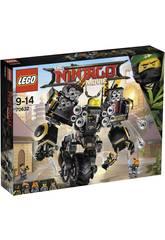 Lego Ninjago Robot Tellurico 70632