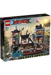 Lego Ninjago Quais de la ville 70657
