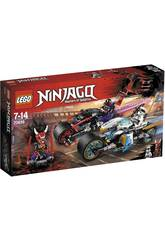 Lego Ninjago Gara su strada del Giaguaro-serpente 70639
