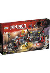 Lego Ninjago Quartier Generale S.O.G. 70640