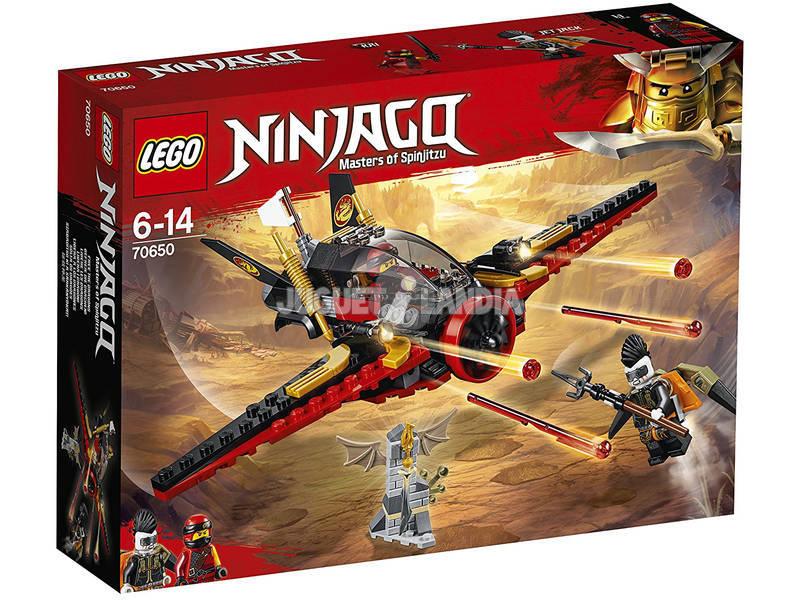 Lego Ninjago Caza del Destino 70650