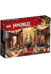 imagen Lego Ninjago Duelo en la Sala del Trono 70651