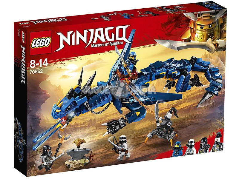 Lego Ninjago Portador de Tormentas 70652