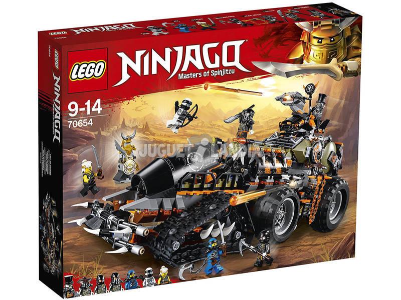 Lego Ninjago Dieselnauta 70654