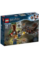 imagen Lego Harry Potter Guarida de Aragog 75950